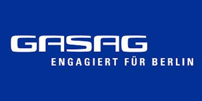 GASAG Logo T-Shirt Kanonen Referenz