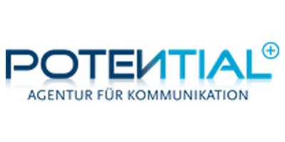 Potenzial Berlin Logo T-Shirt Kanonen Referenz