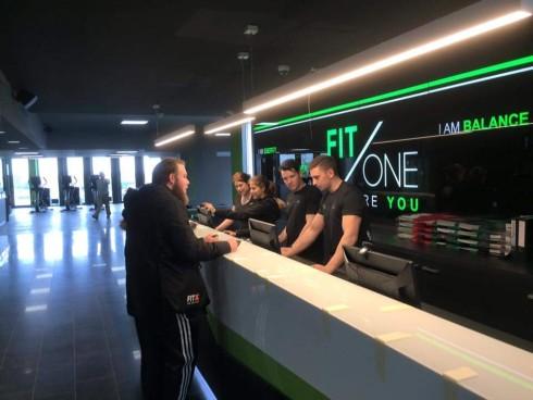 Fit/One München Eröffnung