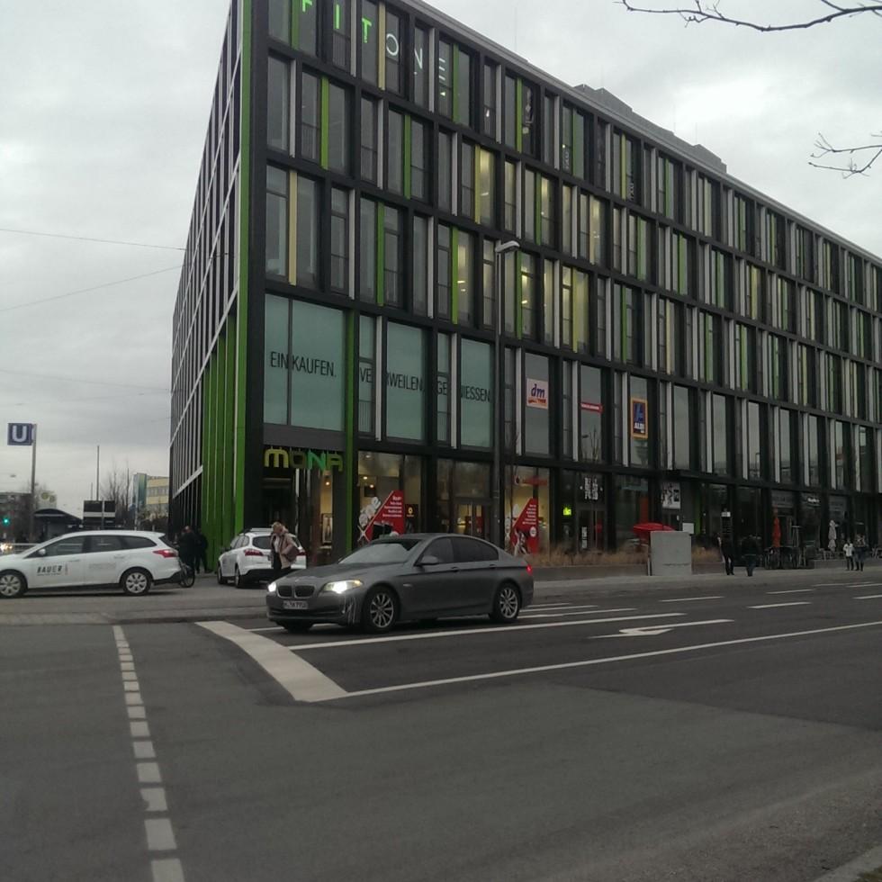 Fit/One Eröffnung in München