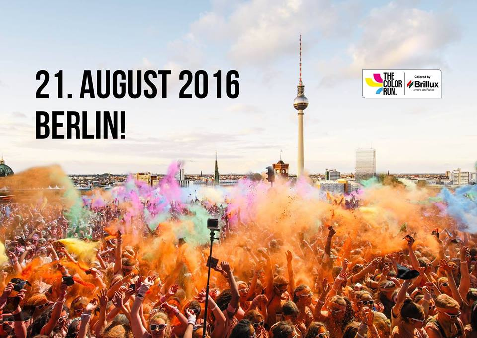 the color run 2016 in berlin background