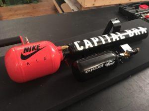capital bra nike t-shirt kanone custom made
