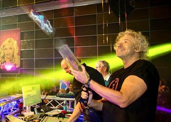 Thomas gottschalk silvester 2018 Bayern 1 party
